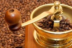 Café-rectifieuse Image libre de droits