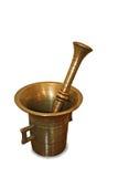 Café-rectifieuse antique. Image libre de droits