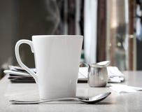 Café-restaurant Image stock