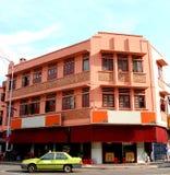 Café-restaurant de la Malaisie Images stock