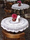Café retro Imagem de Stock