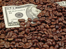 Café riche Image libre de droits