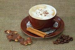 Café sabroso Fotos de archivo libres de regalías