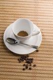 Café soluble Image libre de droits