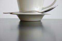 Café sur le Tableau images stock