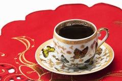 Café tardif Photo stock