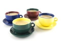 Café-temps ! images libres de droits