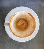 Café terminado Imagens de Stock