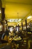 Café Tortoni, Buenos Aires Foto de Stock Royalty Free