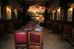 Café Tortoni. Coffeehouse in Buenos Aires, Argentina Stock Image