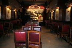 Café Tortoni Stock Image