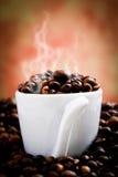 Café tostado imágenes de archivo libres de regalías