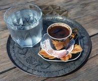 Café tradicional Imágenes de archivo libres de regalías