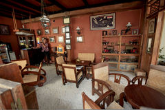 Café tradicional Imagem de Stock