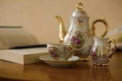 Café turco tradicional fotografía de archivo libre de regalías