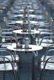 Café vazio imagem de stock royalty free