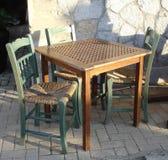 Café velho fotografia de stock royalty free