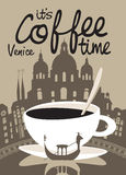 Café Venise Photos stock