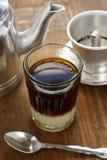 Café vietnamiano do gotejamento imagens de stock royalty free