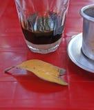 Café vietnamien Photographie stock