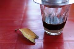Café vietnamien images libres de droits