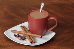 Café y bocado Imagen de archivo
