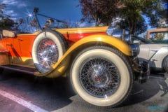 Café y coches de BlackHawk 3 de noviembre de 2013 Fotos de archivo