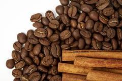 Café y especias Fotografía de archivo