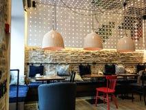 Cafédesign Lizenzfreie Stockfotografie