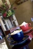 Cafés de spécialité photographie stock