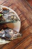 Cafés del Balinese Atún fresco asado a la parrilla Fotografía de archivo libre de regalías