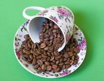 Cafés do copo Imagem de Stock Royalty Free