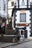 Cafés et restaurants Photos libres de droits