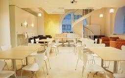 Cafétéria d'affaires Images stock