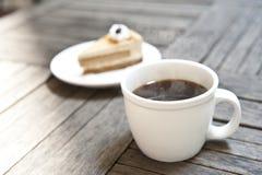 Café-Americano Foto de archivo libre de regalías