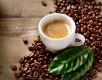 Café express de café Image stock