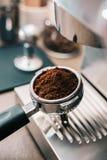 Cafè frais moulu Photo libre de droits