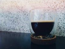 Caf? frio da fermenta??o imagens de stock royalty free
