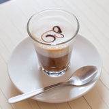 Café italiano Fotografia de Stock Royalty Free