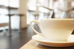 Café-Leben Stockfotografie