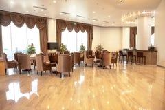 Café moderno Imagem de Stock