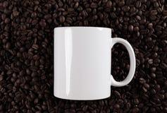 Café mug Fotografia de Stock