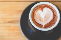 Caf? sur la table photos libres de droits