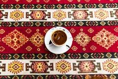 Café turco Fotos de archivo libres de regalías