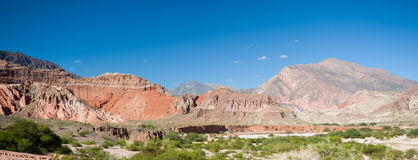 Cafayate, Northern Argentina Stock Photo