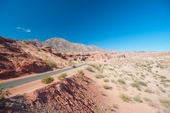 Cafayate, Northern Argentina Royalty Free Stock Photo