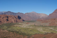 Cafayate Valley Royalty Free Stock Image