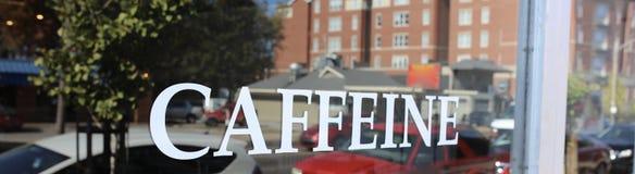 Cafeína, fabricada cerveja fresca, quente imagens de stock