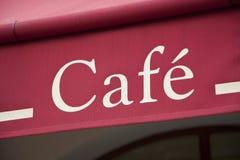 Café Stock Image