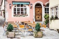 Cafe arkivbilder
